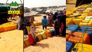 Photo of جمعية أمينة تنظم سقاية في بعض الأحياء الهشة