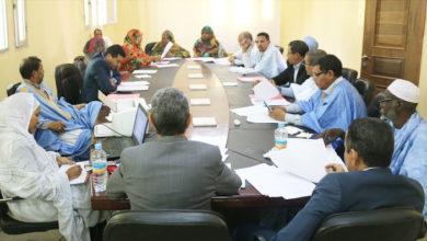 Photo of المجلس البلدي يجتمع في دورته الأولى للعام 2020