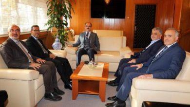 Photo of عمدة البلدية يزور مدينة قونيا التركية ويجري لقاءات مع عدد من العمد