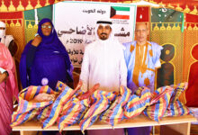 Photo of جمعية أمينة للعمل الإنساني توزع لحوم الأضاحي عل الفقراء