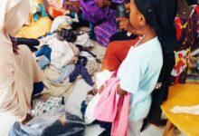 Photo of قامت الجمعية   خلال  شهر ذي الحجة بتوزيع كسوة عيد الأضحى على المحتاجين ( ايتام اطفال محتاجين أرامل)  المستفدين 115 شخصا