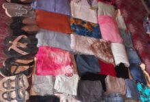 Photo of قسمت جمعية أمينة للعمل الإنساني كمية من الملابس بمناسبة عيد اليتيم 17-10-2021